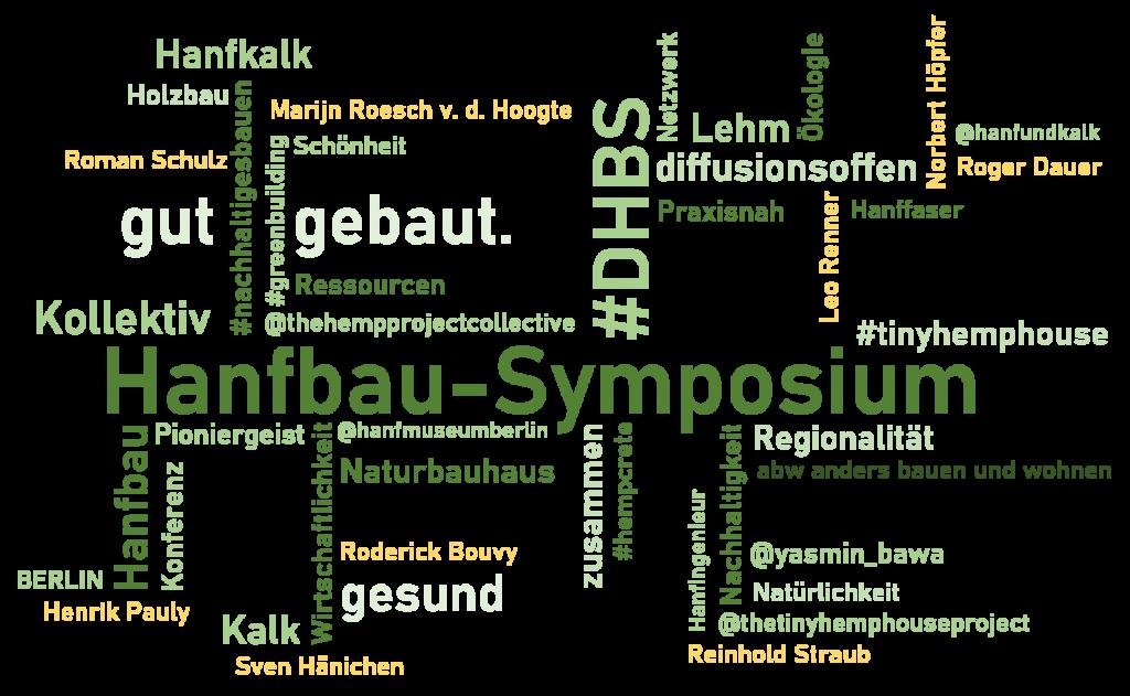 Hanfbau Symposium