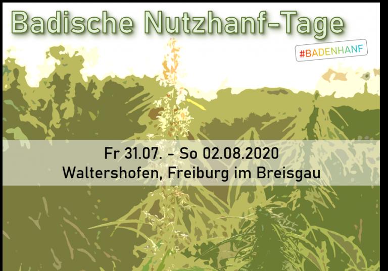 Badische Nutzhanf-Tage